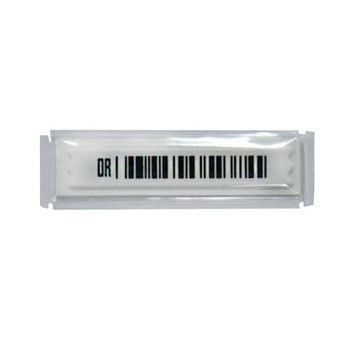58KHz Barcode Waterproof Commodity Security Soft EAS Labels